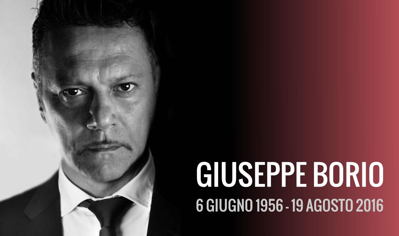 Giuseppe Borio - 6-6-1956 / 19-8-2016