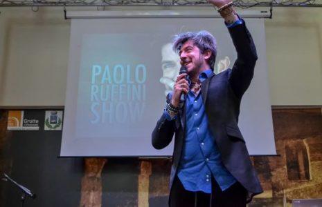 Paolo Ruffini Show al Grotte Center di Ancona