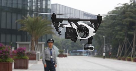 Drone di sorverglianza